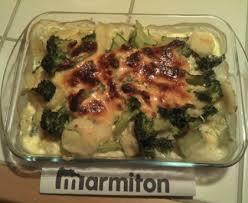 cuisiner le brocolis marmiton gratin de pommes de terre et brocolis recette de gratin de