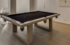 Pool Table Conference Table De Wulf Modern Furniture Tables 2modern