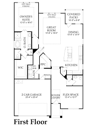 floor plans for first texas homes