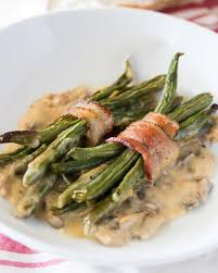 vegan mushroom gravy recipe dishmaps green bean bundles wrapped in bacon eazypeazymealz com