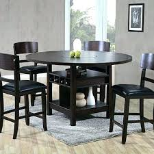 pub table and chairs with storage bar tables with storage pub tables with wine storage pub table