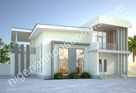 2 Bedroom Duplex Plans 4 Bedrooms Archives Nigerianhouseplans