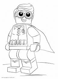 coloring pages lego batman harley quinn