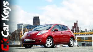 nissan leaf gas tank size nissan leaf 30kwh 4k 2016 review car keys youtube