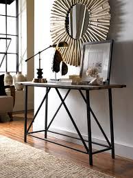 console table design american made contemporary furniture design of parisian loft