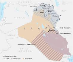 Islamic State Territory Map by Who Are The Yazidis The Ancient Persecuted Religious Minority