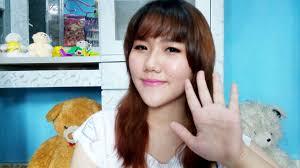 tutorial make up mata sipit ala korea simple korean makeup tutorial makeup mudah ala korea instagram