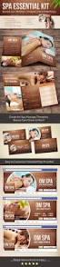 beauty u0026 spa pack tri fold brochure business cards facebook