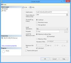 Sql Server Audit Table Changes Sql Server Database Auditing Techniques