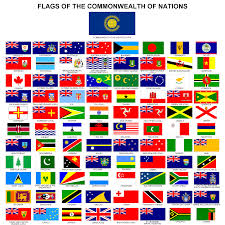 flags of the commonwealth of nations anglophile long live the