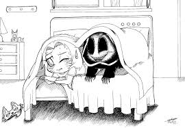 Shadowlurker Meme - chibi unwanted house guest haunting shannon 3 by shannonxnaruto on