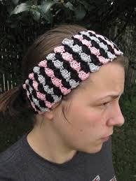 crochet ear warmer headband crochet spot archive crochet pattern baby shells ear