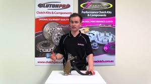 clutch tech hydraulic clutch pedal adjustment youtube