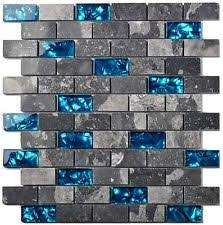 glass tile backsplash ebay