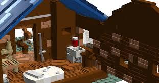 lego ideas poor house