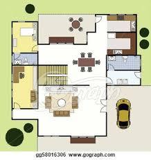Floor Plan Furniture Clipart Clipart Archetecture