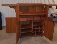 Teak Bar Cabinet Teak Cabinet Ebay
