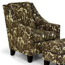 Ottomans by Stanton Accent Chairs And Ottomans Contemporary Accent Chair With