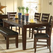 leaf dining room table homelegance 586 82 ameillia butterfly leaf dining table the mine