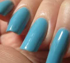 color appreciation blue creme polishes my lucid bubble