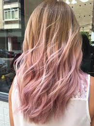pink highlighted hair over 50 pastel pink by the room pinteres