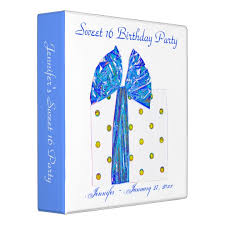 sweet 16 photo album sweet 16 birthday photo album 3 ring binder zazzle