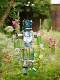 Craft Ideas For Garden Decorations - garden decoration ideas for a serene atmosphere in the garden of