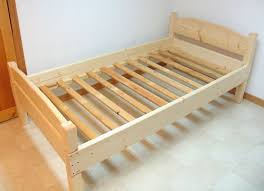 Platform Bed Frame Plans by Best 25 Twin Bed Frames Ideas On Pinterest Twin Bed Frame Wood
