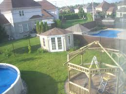 Pool Pavilion Plans Complete Set Cheap Gazebo Plans Step By Step Instructions Download