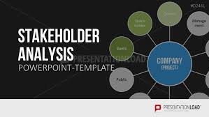 stakeholder map template powerpoint gavea info