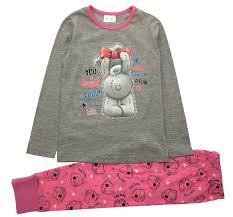pyjamas me to you tatty teddy pj s set childrens