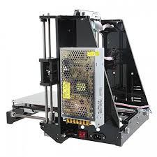 Fabuloso WER® Prusa Mendel I3 X 3D Printer Unassembled Full Kit Acrylic  @GU56