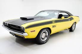 Dodge Challenger Classic - countdown to barrett jackson las vegas 1970 dodge challenger t a