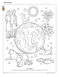 lds coloring pages i can be a good exle coloring page friend