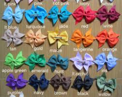 hair bows wholesale set of 20 pieces 3 inch hair bow baby hair bow girl
