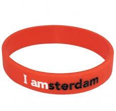 red silicone bracelet images Silicone bracelet red i amsterdam giftshop jpg