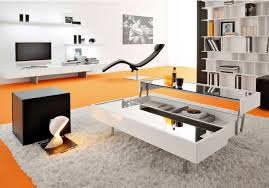 Modern Glass Coffee Tables Living Room Living Room Glass Coffee Tables For Small Spaces