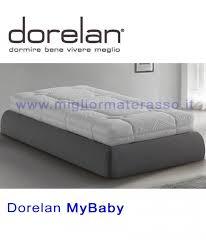 dorelan materasso materasso per bambini antisoffoco dorelan mybaby myform il migliore