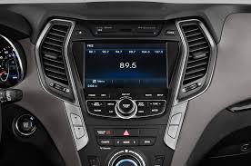 2015 hyundai santa fe sport radio interior photo automotive com