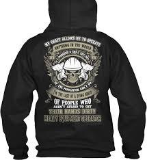 heavy equipment operator hoodie tshirt stuff to buy