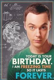Big Bang Theory Birthday Meme - birthday big bang theory smarty pants live long and prosper
