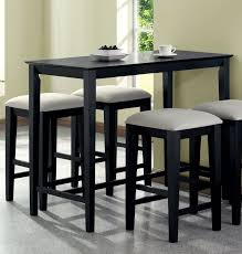 Bar Height Dining Room Sets Home Design Decorative Dining Room Bar Tables Awesome Tall Table