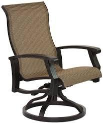 Aluminum Sling Patio Chairs Amazon Com Heritage Outdoor Living Cast Aluminum Barbados Sling