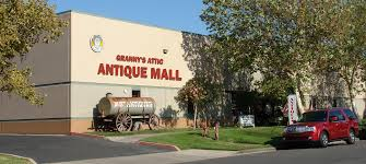 Best Antique Shops Los Angeles Granny U0027s Attic Southern California U0027s Largest Antique Mall