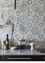 decorative kitchen backsplash tiles renovations moroccan tiles blue pattern tiles