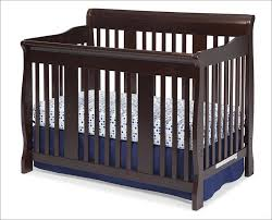 Affordable Convertible Cribs Baby Cribs Nursery Master Bedroom Espresso Upholstered Modern