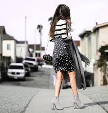dress mini dress top stripes striped top long sleeves