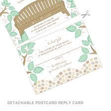 Seal And Send Invitations Park Birds Seal And Send Invitation Seal And Send Wedding