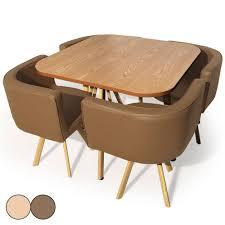 table avec chaise encastrable table pliante avec chaises encastrables galerie et table avec