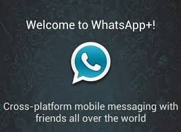 whatsapp free for android whatsapp plus for android free android apps heard about